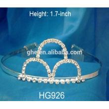 ISO9001: 2000 fábrica directamente mujeres corona anillos