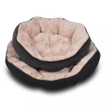 Pet Bed Octagon Corduroy