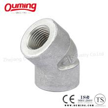 Stainless Steel/Carbon Steel High Pressure Elbow