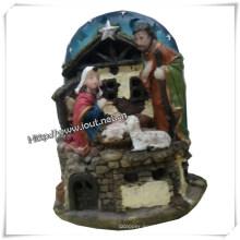 Resin Catholic Statue Nativity Set, Religious Resin Statues (IO-ca082)