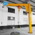 Säulenmontierter elektrischer Kran