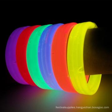 glow bracelet wide wristband
