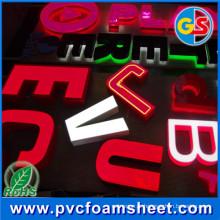 Folha expandida de alta qualidade do PVC da placa da espuma do PVC dos armários de cozinha do preço barato
