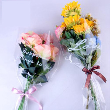PET Transparent Packaging Film For Flower And Food