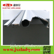 Cheap aluminum groove tube with ISO certification