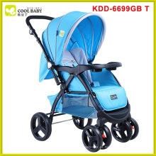 Carrinho de criança quente do carrinho de bebê de Europa da venda
