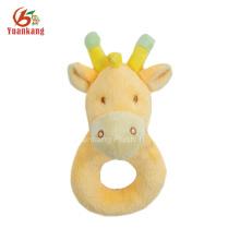 Brinquedos do luxuoso de Dongguan Yuankang que fazem peúgas do pé do chocalho do pulso