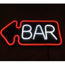 LED Neon Bar Signs Lichter