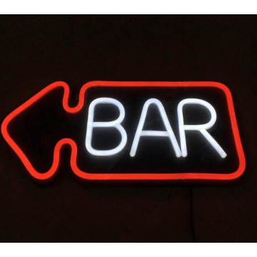LED Neon Bar Signs Lights