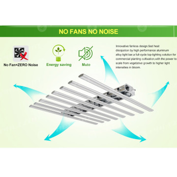 USA Fast Dispatch Spider Led Grow Light Bar