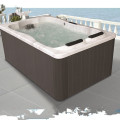 Outdoor Luxury Mini Massage Spa HotTub With Control Panel