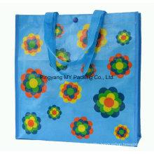 Durable Shopping OPP Laminated PP Nonwoven Reusable Bag
