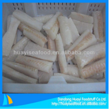 Filete de morue fraîchement congelé avec fournisseur supérieur