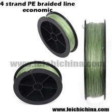in Stock 4 Strands Braided Fishing Line