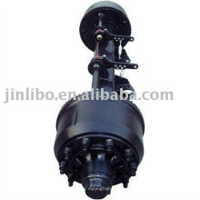 Germany Type 10 Holes  16T Axle For Trailer