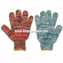7g String stricken Multi Color Baumwolle Arbeitshandschuh-2408