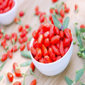 medicinal comestible saludable secos Goji Berry