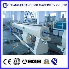 Ligne d'extrusion de tuyaux en PVC de 20 à 63 mm