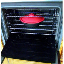 Non-stick Heavy Duty Oven Liner,Made By PTFE Coated Fiberglass Fabric
