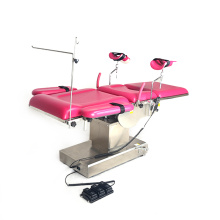 Luxury Electric Gynecological Maternity Bed