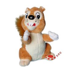Weiche Eichhörnchen gefüllte Plüschtier Spielzeug (TPYS0027)