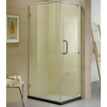 Поворотная душевая дверь с двойным покрытием Easy Clean Nano Coating
