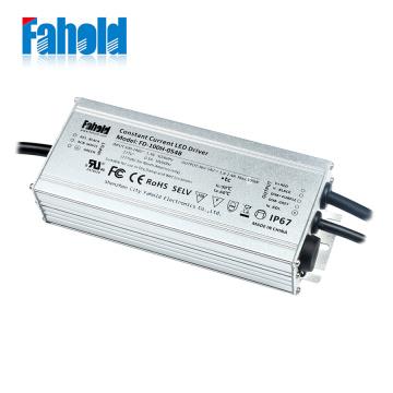 Fuente de alimentación LED resistente al agua 24V 36V 48V