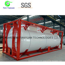 Cryogenic Tank Container 24.8m3 Liquifying Container