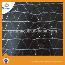 6g HDPE White Pallet Net Wrap For Packing , Custom Pallet Stretch Wrap For Agriculture,jumbo pallet wrap