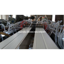 PVC-Decken-Wand-Fertigungsstraße