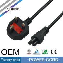 СИПУ утверждения БС Великобритания разъем 3pin собраны подключите шнур питания 2 контактный шнур питания переменного тока штепсельной вилки