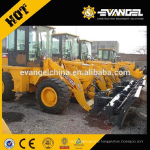1.8ton LW188 Mini Wheel Loader backhoes used in united states