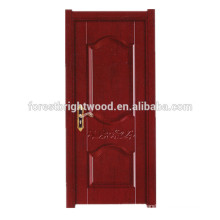 Simple Style Wooden Melamine Interior Door For Living Room Door