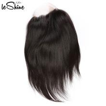 Extensão reta da peruca 360 do laço frontal