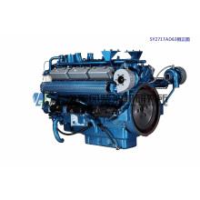 308kw, Shanghai Dongfeng Dieselmotor für Generator, chinesischer Motor