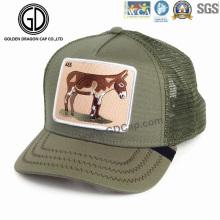 Chapeau de qualité supérieure en caoutchouc de coton avec cravate en broderie pour animaux