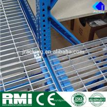 Sistema industrial resistente high-rack da cremalheira de mezanino de Jracking