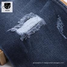 Mode Textile Coton Stock Jean Denim Chemise Tissu