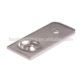 Chinese new products metal stamping parts iron terminal contact