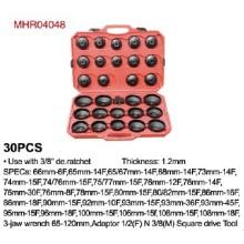 30PCS Тип крышки масляного фильтра Набор ключей (MHR04048)