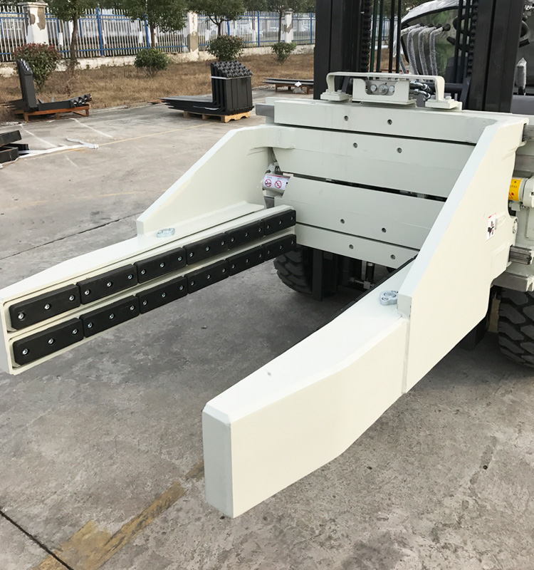 4ton Forklift With Block Clamp