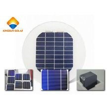 5W Pequeño panel solar monocristalino de la energía / tablero solar mono / módulo solar