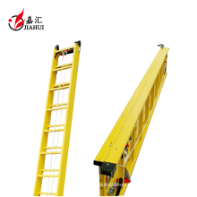 Fiberglass ladder \ FRP ladder \ plastic ladder