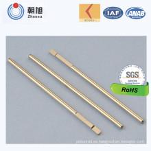 Caña de metal de ajuste de altura ISO de fábrica con aprobación de calidad de nivel 3 de Ppap