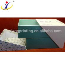 Impression de 4c ou autre! Conception de empaquetage de carton de boîtes-cadeau de riz