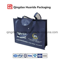 Супермаркет Рециркулированная Non Сплетенная сумка с рукой