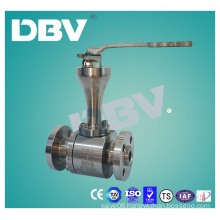 Lever Operated Stainless Steel F304 Cryogenic Ball Valves