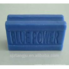 С ароматом голубого мыла