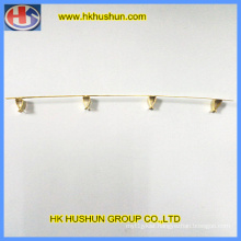 Metal Stamping Part, Copper Contact, Brass Terminal for Socket (HS-ST-005)