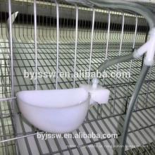 Waterer de codorna de alta qualidade com preço competitivo